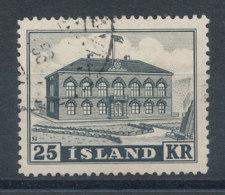 Islande   N°238 Parlement De Reykjavik - Usati