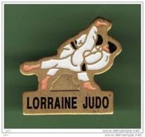 JUDO *** LORRAINE *** 2001 - Judo
