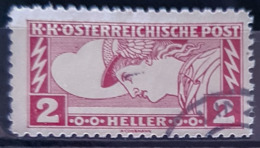 AUSTRIA 1917 - Canceled - ANK 219 - Eilmarke 2h - Used Stamps