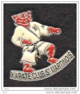KARATE *** CLUB St MARTINOIS *** 2001 - Judo
