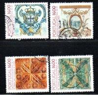 N° 1604,18,19,22 - 1984 - Used Stamps