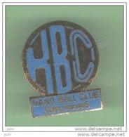 HANDBALL *** CLUB CHALONNAIS *** 2001 - Handball