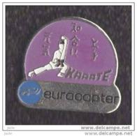 KARATE *** EUROCOPTER *** 2001 - Judo