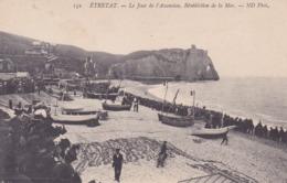 76. Etretat. Benediction De La Mer - Etretat