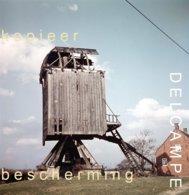 ZUNDERT (N.Br.) - Molen/moulin - Historische Opname Van De Akkermolen In Verval, Voor De Restauratie (ca. 1960). - Plaatsen