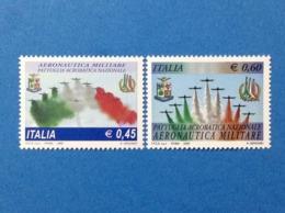 2005 ITALIA FRANCOBOLLI NUOVI STAMPS NEW MNH** AERONAUTICA MILITARE FRECCE TRICOLORI - Militaria