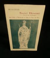 ( Machecoul Pays De Retz Boulangerie ) SAINT HONORE PATRON DES BOULANGERS Abbé Victor BOUCARD 1938 - Pays De Loire