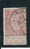 OCB 57 - Afstempeling LOMMEL - COBA 8 - 1893-1900 Schmaler Bart