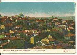 CONSTANTINOPLE - STAMBOUL / VUE PRISE DES AQUEDUCS - Türkei
