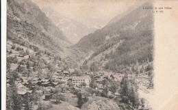 Lourtier Et Son Hôtel. Carte RARE - VS Valais