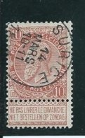 OCB 57 - Afstempeling SURICE - COBA 8 - 1893-1900 Fine Barbe