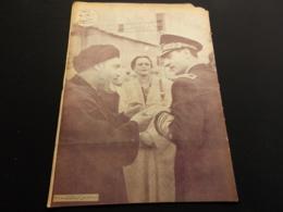 Magazine Circa 1950 Iran Caricatures, Propagande, Illustrations, Religion, Politique, Satirique Perse, ECRIT EN PERSE - Algemene Informatie