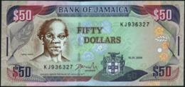 JAMAICA - 50 Dollars 15.01.2004 UNC P.79 E - Jamaica