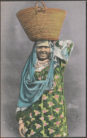 Jeune Fille Arabe, C.1910 - Cairo Postcard Trust CPA - Persons