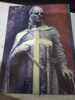 I LOMBARDI TEATRO REGIO PARMA  DIPINTO ILLUSTRATO PROFERIO GROSSI OPERA DI G   VERDI  N1998  HG1465 - Opera