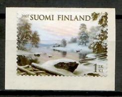 Finland 2007 Finlandia / Modern Art Paintings Ferdinand Wright MNH Arte Moderno Pintura Moderne Malerei / Ki02  30-27 - Modernos