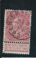 OCB 58 - Afstempeling EBEN-EMAEL  - COBA 8 - 1893-1900 Fine Barbe