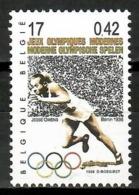 Belgium 1999 Bélgica / Olympic Games MNH Juegos Olímpicos Olympische Spiele / Kk14  31-17 - Juegos Olímpicos