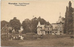 Waregem   *   Waereghem - Kasteel Delespaul Chateau - Waregem