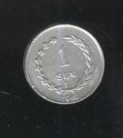 1 Sen Indonésie 1962 - Indonesia