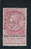 OCB 58 - Afstempeling KIELDRECHT  - COBA 15 - 1893-1900 Fine Barbe