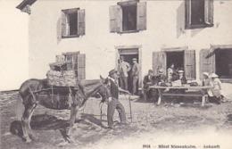 Hotel Niesen-Kulm - Ankunft Der Post              (P-187-60903) - BE Berne