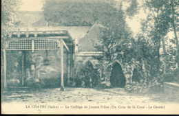 La Chartre Le College De Jeunes Filles - La Chatre