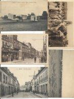LOT DE 1000 CARTES DE FRANCE TOUTES EN PETIT FORMATS BON LOT A VOIR - Postkaarten