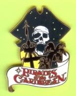 Pin's BD Disney Pirates Des Caraïbes RARE  - 7HH26 - Disney