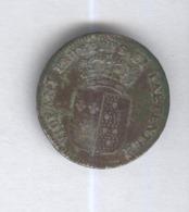 10 Quattrino Esturie 1802 - Overgangsmunten
