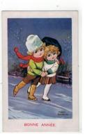 BONNE ANNEE  FRED SPURGIN SERIES N° 206 - Spurgin, Fred