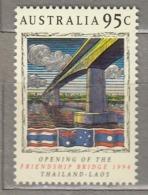 AUSTRALIA 1994 Bridge Thailand-Laos Mi 1398 MNH (**) #24911 - 1990-99 Elizabeth II