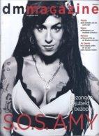 De Morgen DM Magazine 13 September 2008: S.O.S. Amy (Winehouse) - Revues & Journaux