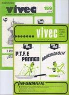 Maandblac Vivec (Testaankoop): 33 Nummers Tussen Mei 1972 En April 1980 - Sachbücher