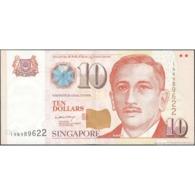 TWN - SINGAPORE 48A - 10 Dollars 2005 Prefix 1AM UNC - Singapore