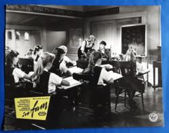 "AUDREY HEPBURN Im Kino-Film ""Infam"" # Original Altes Kinoaushangfoto, Ca. 29 X 23 Cm # [19-437] - Fotos"