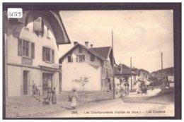 DISTRICT DE LA VALLEE - LES CHARBONNIERES - LES CRETTETS - TB - VD Vaud