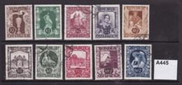 Austria 1947 National Art Exhibition Fund - 1945-.... 2. Republik