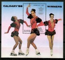 Korea 1988 Corea / Winter Olympic Games Calgary  MNH Juegos Olímpicos Invierno Olympische Spiele / Cu12817  36-46 - Winter 1988: Calgary