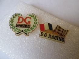 PIN'S   LOT 2 DG  RACING - Rally
