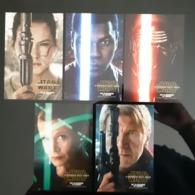 STAR WARS Force Awake Movie Film Lot De 5 Carte Postale - Affiches Sur Carte