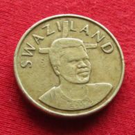 Swaziland 1 Lilangeni 2005 KM# 45  Swasiland Swazilandia Suazilandia - Swaziland