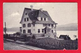 E-Suisse-697P118  WOLLISHOFEN, Une Villa, Cpa - ZH Zurich