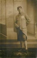 Gefangenenlagers Langensalza Gepruft - Prisonnier Charles Vansteenhiste Du 208e RI - Guerre 1914-18