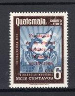 GUATEMALA Yt. PA261 MH* Luchtpost 1960 - Guatemala