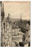 NANCY - Vue Prise Sur Le Palais Ducal Et La Ville-Vieille - Nancy