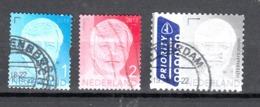 Nederland 2018 Nr 3708 - 3710, Mi Nr ?? Koning Willem-Alexander Gestempeld - Periodo 2013-... (Willem-Alexander)