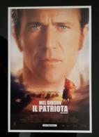 Il Patriota Movie Film Carte Postale - Affiches Sur Carte