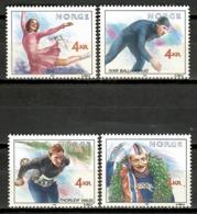 Norway 1990 Noruega / Winter Olympic Winners MNH Ganadores Juegos Olímpicos Invierno / Ka06  1-25 - Juegos Olímpicos