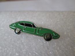 PIN'S   JAGUAR  TYPE  E - Jaguar